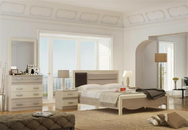 חדר שינה מונקו - Green house