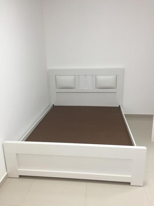 מיטה זוגית דגם אורי - Green house