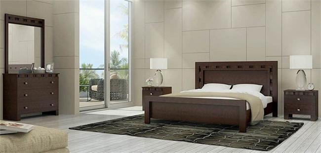 חדר שינה טבת - Green house