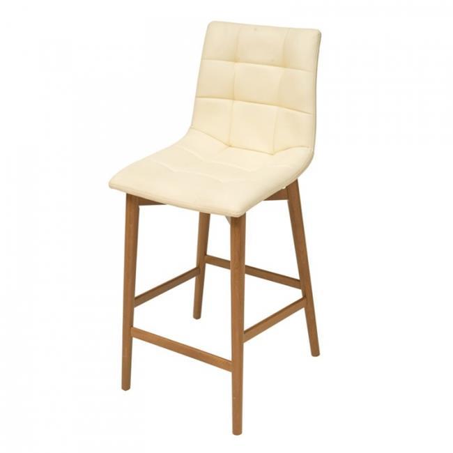 כסא בר דניאל רגל קונוס - Green house