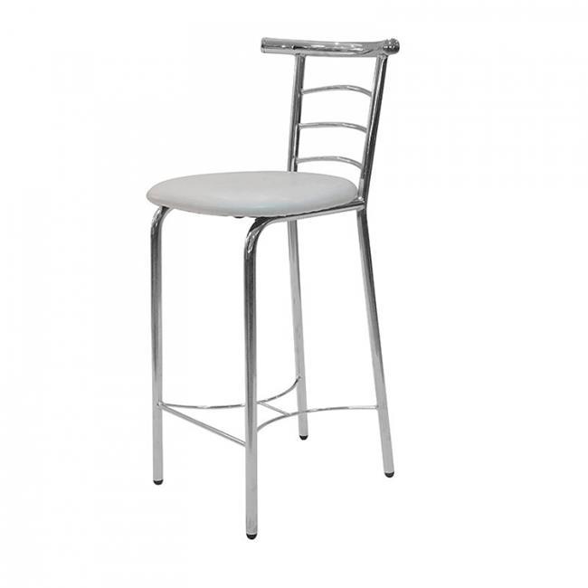 כיסא בר ריקי ניקל - Green house