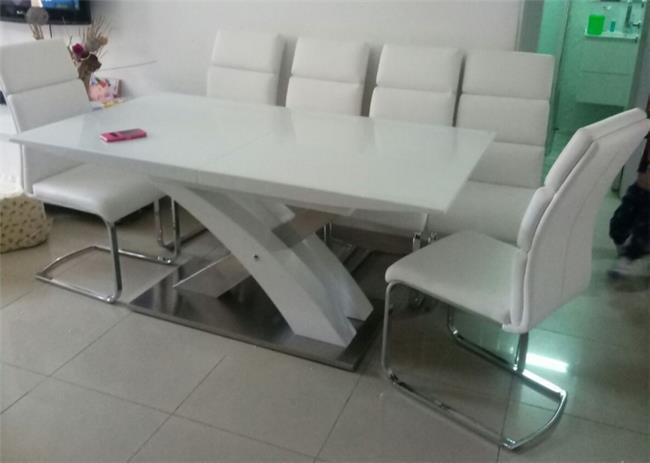 שולחן אפוקסי  - Green house