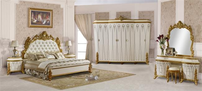 חדר שינה מלכותי 29 - רהיטי עטרת