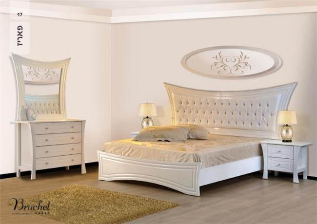 חדר שינה קומפלט פאריז - רהיטי בלושטיין