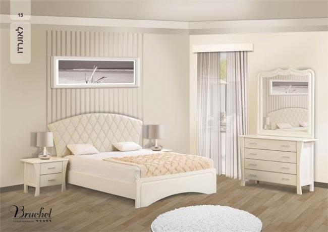 חדר שינה דגם לאונרדו - רהיטי בלושטיין