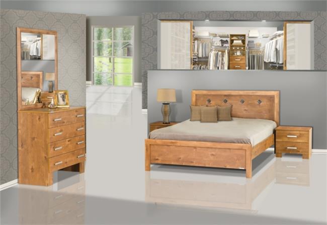 חדר שינה clasic - רהיטי בלושטיין