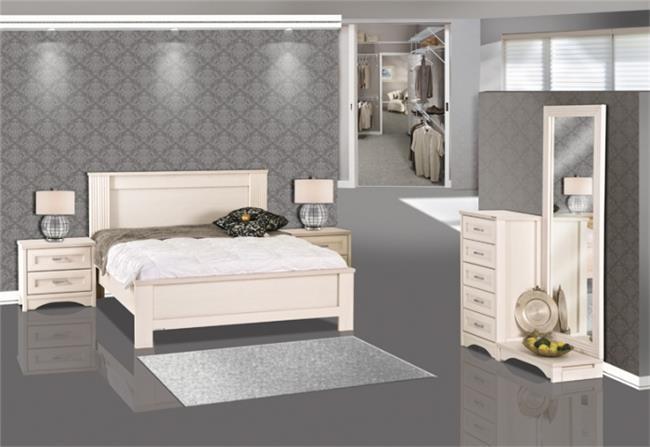 חדר שינה קומפלט life - רהיטי בלושטיין