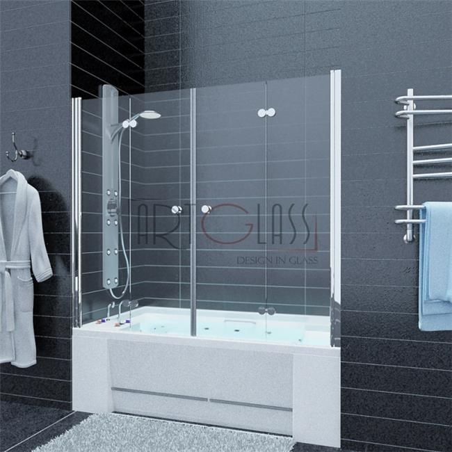 אמבטיון חזית BLISS A446 - ArtGlass