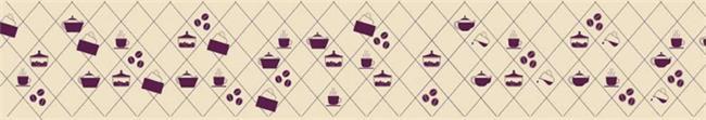 חיפוי קיר למטבח קפה - ArtGlass