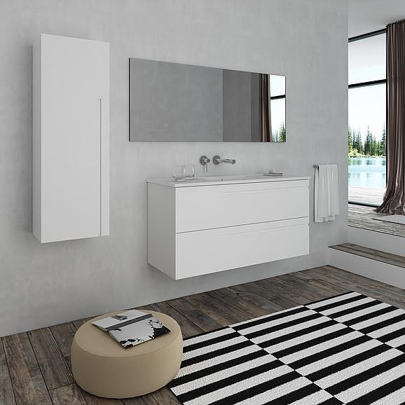 ארון אמבטיה דגם דבלין - מלודי קרמיקה