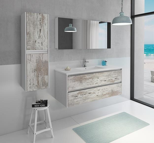 ארון אמבטיה דגם מנילה - מלודי קרמיקה