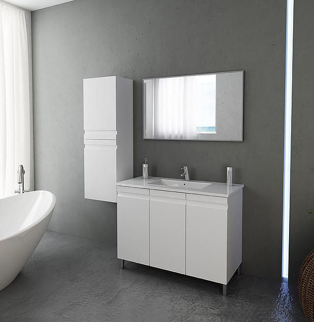 ארון אמבטיה דגם אדיסון - מלודי קרמיקה
