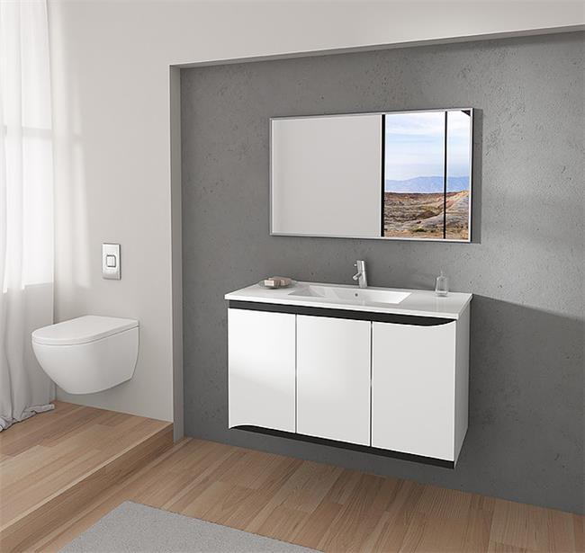 ארון אמבטיה דגם זאוס - מלודי קרמיקה