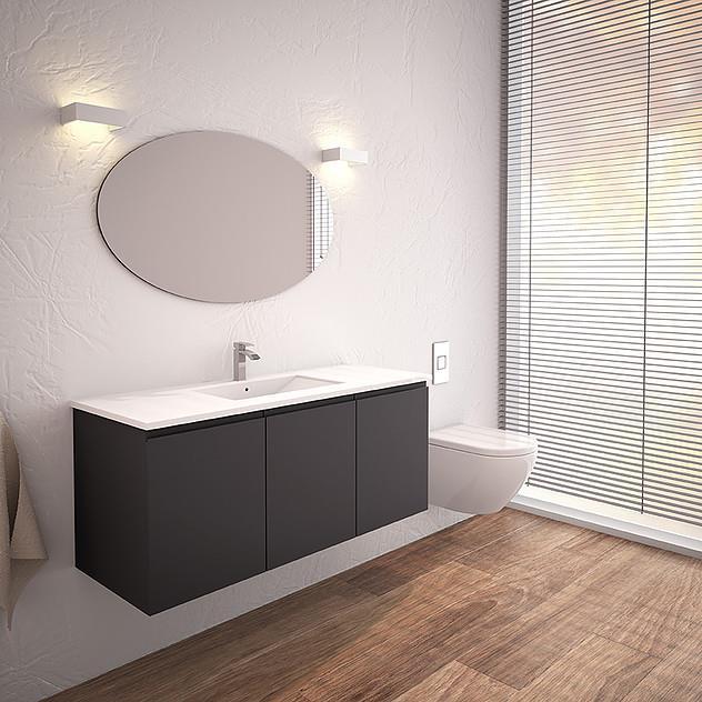 ארון אמבטיה דגם דייזי - מלודי קרמיקה