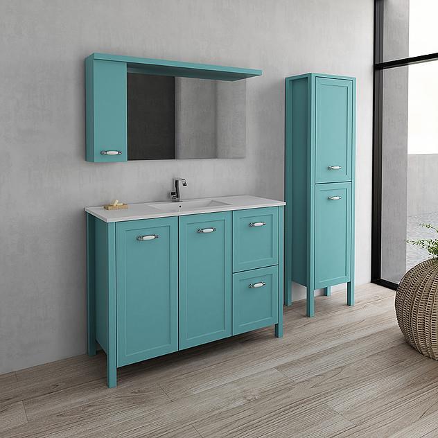 ארון אמבטיה דגם גאיה - מלודי קרמיקה