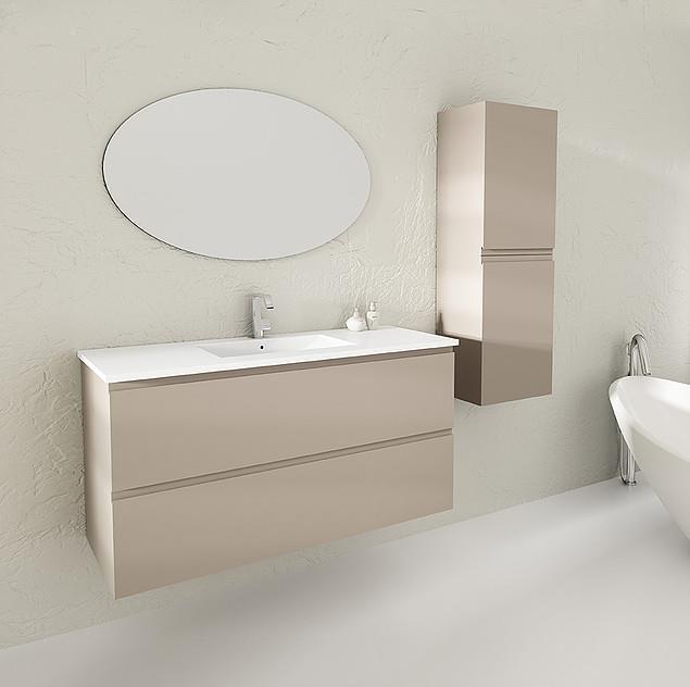 ארון אמבטיה דגם בוסטון - מלודי קרמיקה
