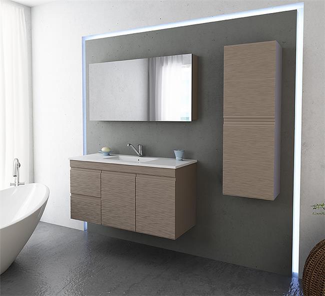 ארון אמבטיה דגם ליין - מלודי קרמיקה