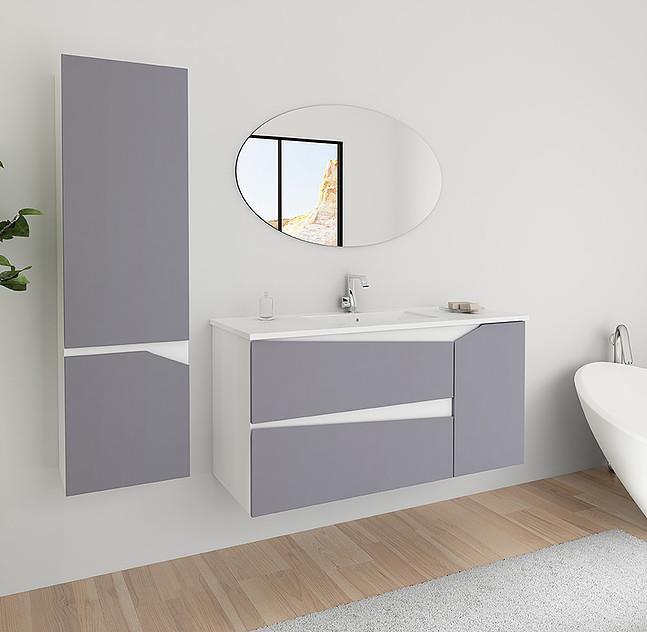 ארון אמבטיה דגם פיקאסו - מלודי קרמיקה