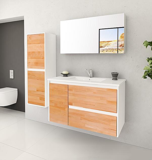 ארון אמבטיה דגם אקו - מלודי קרמיקה