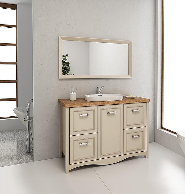 ארון אמבטיה דגם רנואר - מלודי קרמיקה