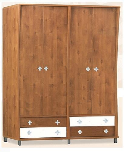 ארון 4 דלתות SHIRAZ - InStyle