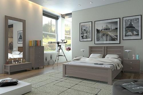 חדר שינה MALAGA - InStyle