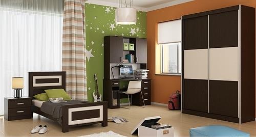 חדר ילדים ונוער MIX - InStyle