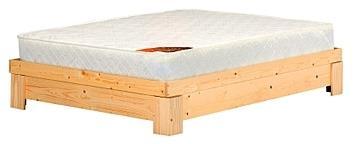 מיטה זוגית דגם BOX עם מזרן - InStyle