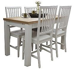 פינת אוכל YUVAL כולל 4 כסאות - InStyle