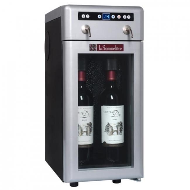 מקרר יין 2 בקבוקים DVV2 - חשמל נטו