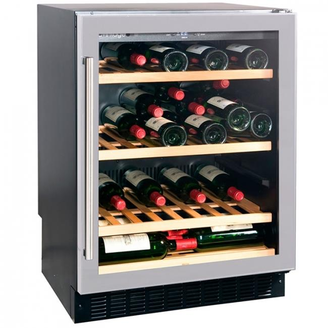 מקרר יין בנוי 50 בקבוקים AV51SX - חשמל נטו