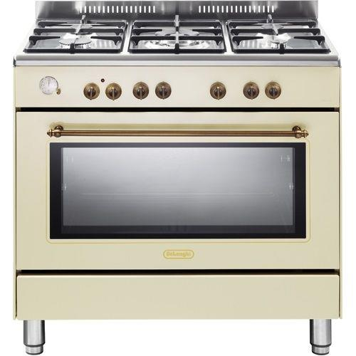 תנור משולב כיריים מפואר מבית DELONGHI דגם NDS951 - חשמל נטו