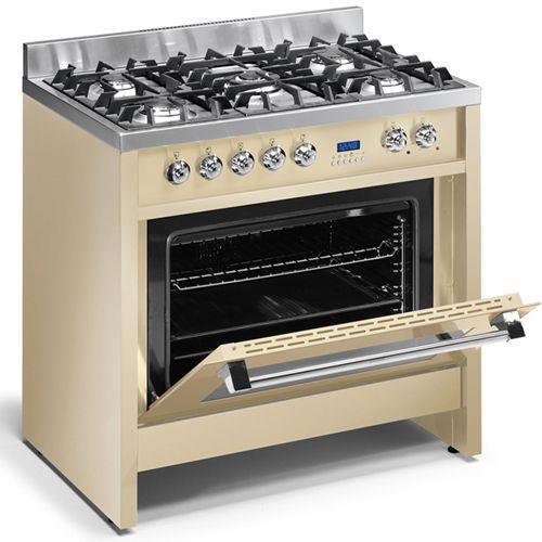 תנור אפיה משולב מבית STEEL דגם D9-F-5  - חשמל נטו