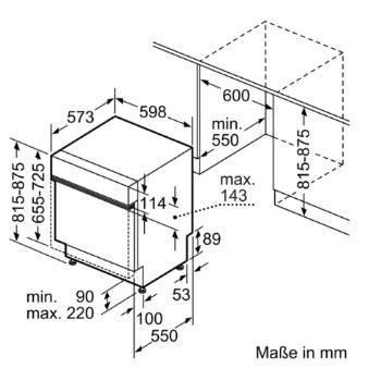מדיח כלים חצי אינטגרלי מבית SIEMENS דגם SN515S01CY - חשמל נטו
