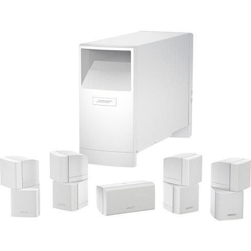 מערכת רמקולים לקולנוע ביתי מבית BOSE דגם ACOUSTIMASS 10 IV - חשמל נטו