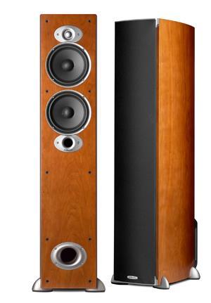זוג רמקול רצפתי מבית POLKAUDIO פולק אודיו דגם RTIA5 - חשמל נטו