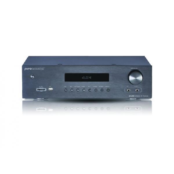 רסיבר קולנוע 5.1 מבית PURE ACOUSTICS כולל BLUETOOTH דגם AV2080 - חשמל נטו