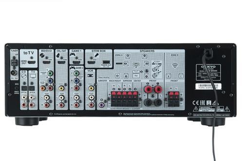 רסיבר 7.1 ערוצים מבית ONKYO דגם TXSR444 - חשמל נטו
