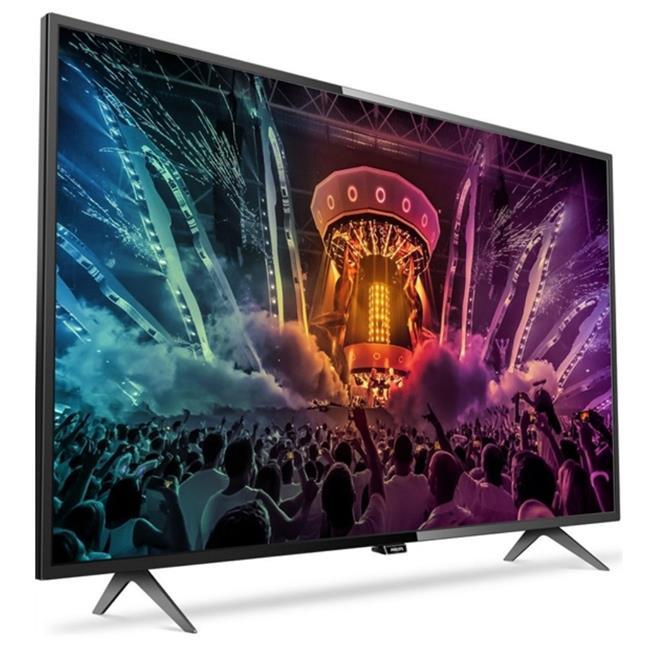 """טלוויזיה 65"""" 4K מבית PHILIPS דגם 65PUS6121 - חשמל נטו"""