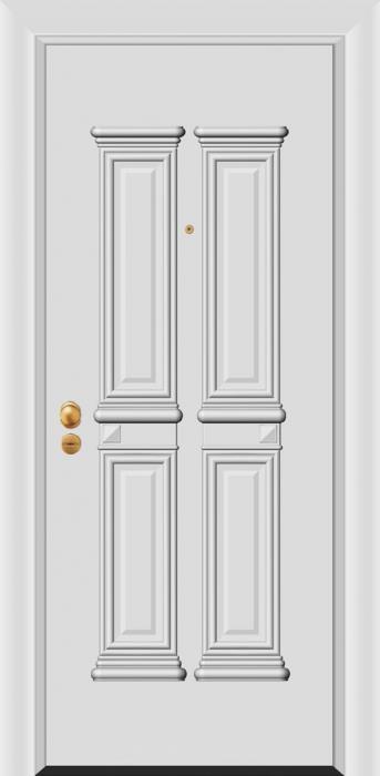 דלת כניסה דגם PIR-3780  - פאנלוס