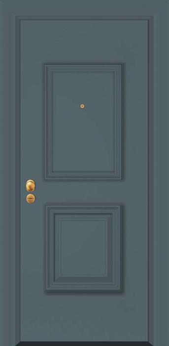 דלת כניסה דגם MICO-5040 - פאנלוס