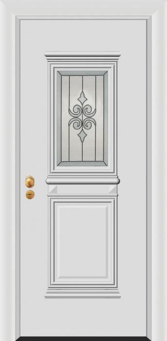 דלת כניסה דגם PIRGL-3770  - פאנלוס