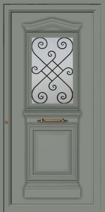דלת כניסה דגם ATHENGS-5004  - פאנלוס