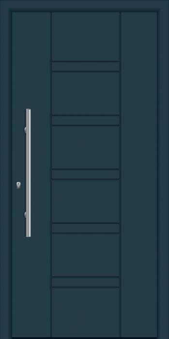 דלת כניסה דגם 1715 - טקני דור