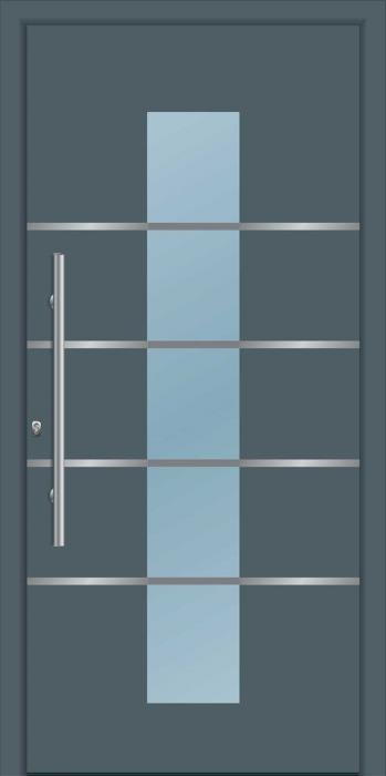 דלת כניסה דגם 1300 - טקני דור