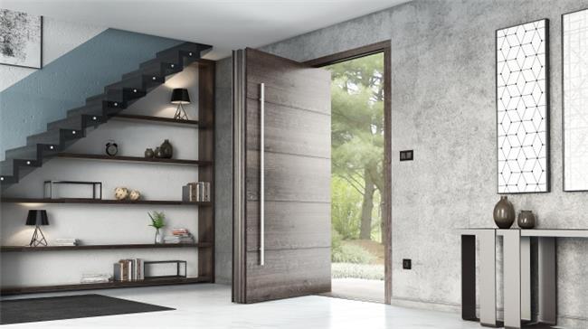 דלת כניסה דגם 1003 - טקני דור