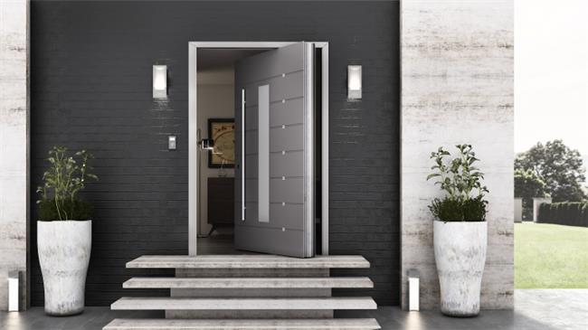 דלת כניסה דגם 1006 - טקני דור