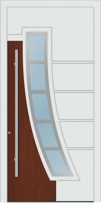 דלת כניסה 1571-NEW - טקני דור