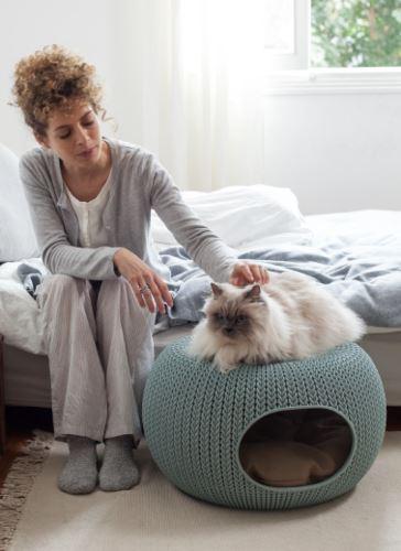 בית לחתולים כתר - GARDENSALE