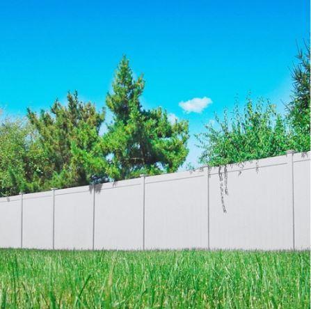 גדר PVC ויניל - GARDENSALE